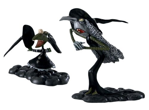 Walt Disney Classics Collection - Statue: Tim Burton's The Nightmare Before Christmas - Witches (Enamored Enchantresses)