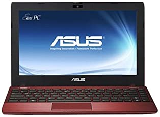 ASUS 【EPC1225B】 Red(AMD C60/win7 HP/2012Kingsoft license) EPC1225B-RD60
