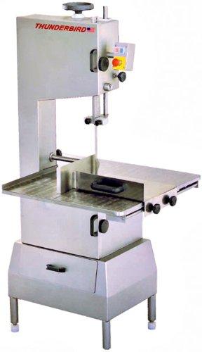 Thunderbird TMS-3600 2 HP Bone/Meat Saw Floor Model, 220-volt, Stainless Steel