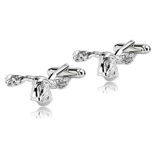 aooaz-uomo-acciaio-inossidabile-gemelli-5-stili-camicia-gemelli-tuta-abito-attivita-commerciale-2-pc