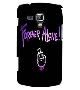 Printdhaba Quote D-3455 Back Case Cover For Samsung Galaxy S Duos 2 S7582