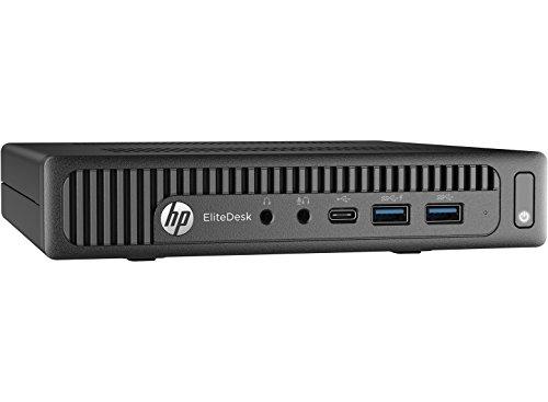 HP EliteDesk 800 G2 3.2GHz i5-6500 PC di dimensione 1L Nero