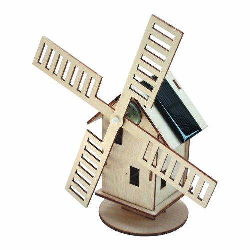 Solar Technology SG4002 Solar Powered Windmill Kit