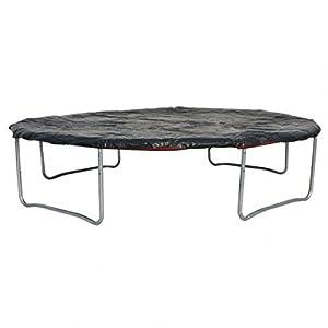 3.05 Mètres de diamètre - Bâche de protection pour trampoline protection pluie, soleil et UV - Euro Trampoline ® (3 M - Diamètre)