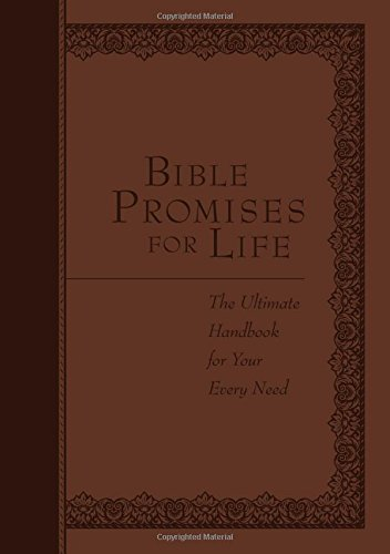 Bible Promises for Life: The Ultimate Handbook for Your Every Need (Personal Promise Bible compare prices)