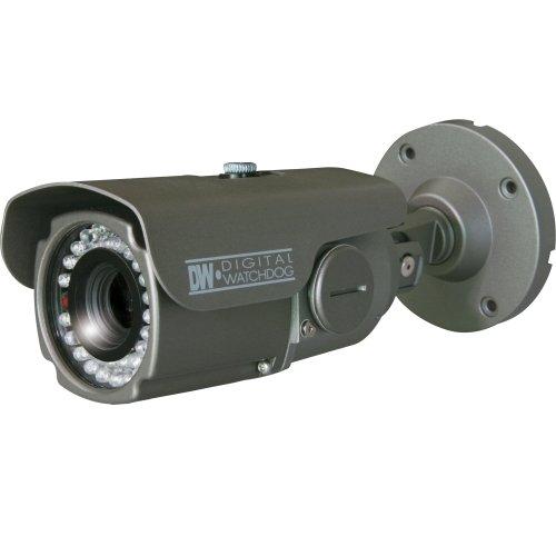 Digital Watchdog 620 Tv Lines [B&W], 600 Tv Lines [Color] / Dwc-B2382Tir /