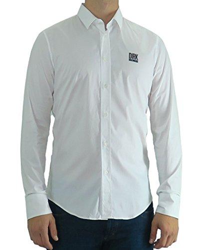 bikkembergs-shirt-dirk-bikkembergs-white-black-basic-logo-xl-white