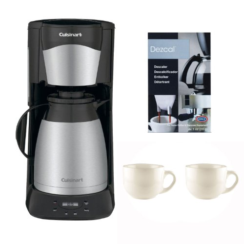 Cuisinart Programmable 12-cup Thermal Coffeemaker