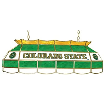 Colorado State University Stained Glass 40 In Tiffany Lamp