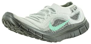 nike womens free flyknit+ running trainers 615806 030 uk 4.5 us 7 eu 38 sneakers shoes barefoot ride nike plus