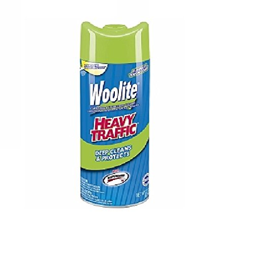 Woolite Heavy Traffic Carpet And Upholstery Cleaner 0820