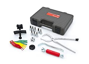 GearWrench GearWrench (formerly KD)T41520 Brake Service Kit, 15-Piece