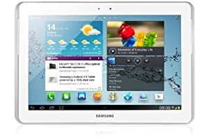 Samsung Galaxy Tab 2 10.1 P5100 White 16gb 3g & Wi-fi Tablet , Factory Unlocked Surprise Gift for Everyone Fast Shipping