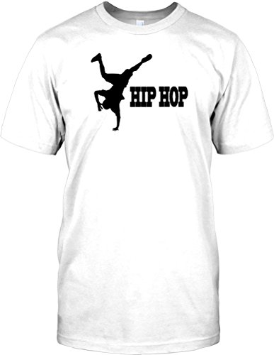 Diverse Commerce Hip Hop Headstand - Breakdance Kinder T Shirt