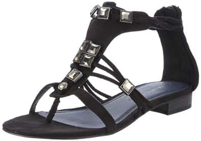 Marco Tozzi 2-2-28101-28, Damen Sandalen/Fashion-Sandalen, Schwarz (BLACK 001), EU 37