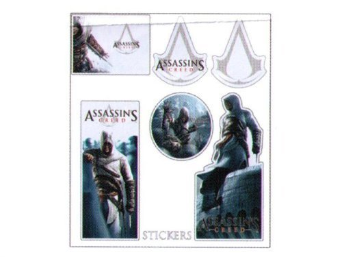 Assassin's Creed - Sticker Set - 1