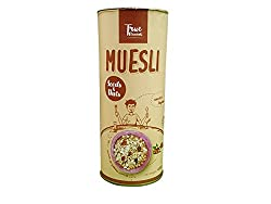 True Elements Seeds And Nuts Muesli 400gm