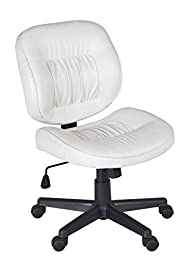 Regency Seating Cirrus Swivel Office Chair, White