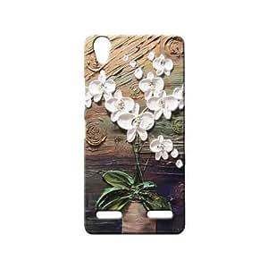 BLUEDIO Designer 3D Printed Back case cover for Lenovo A6000 / A6000 + - G6306