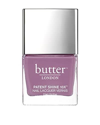 Butter London Patent Shine 10X Nail Lacquer, Fancy, 0.4 oz