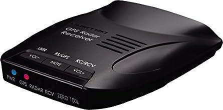 コムテック 薄型コンパクトボディタイプ超高感度GPSレーダー探知機 ZERO 100L