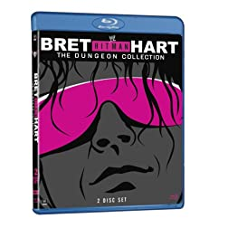 Bret Hitman Hart: The Dungeon Collection [Blu-ray]
