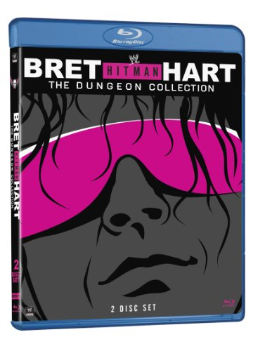 Bret Hit Man Hart: Dungeon Collection [Blu-ray]