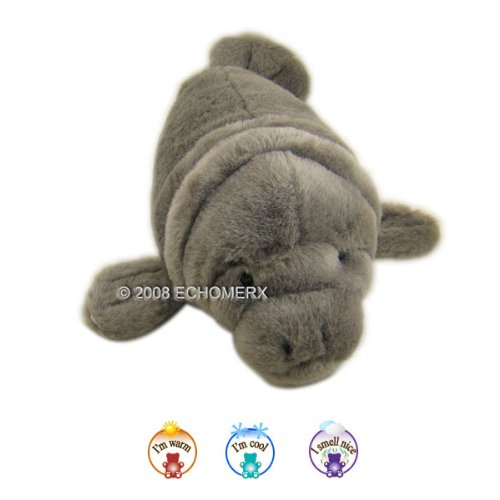 Aroma Manatee-Aromatherapy Stuffed Animal-Hot And Cold Therapy