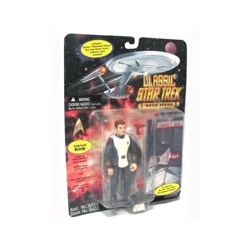 Star Trek The Motion Picture Admiral Kirk 4 inch Action Figure - 1