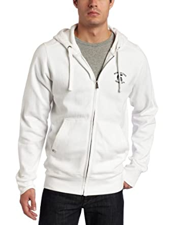 NCAA Michigan State Spartans Full Zip Hoodie Mens by Antigua