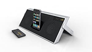 Altec Lansing iMT620 inMotion Classic Portable iPod Dock with Rechargeable Battery and FM Tuner