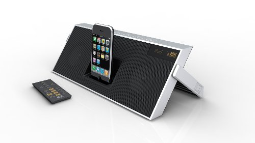 Altec Lansing iMT620 inMotion Classic Portable iPod Dock with Rechargeable Battery and FM Tuner - 30 Pin Connector