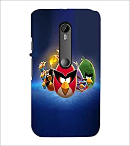 PRINTSWAG BIRDS Designer Back Cover Case for MOTOROLA MOTO G3