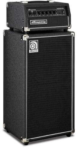 Ampeg MICRO-CL Micro-CL Bass Amp Stack - 100
