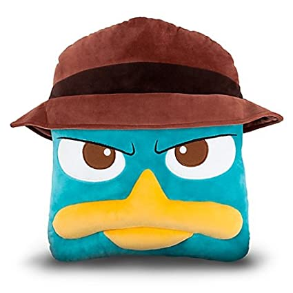 Phineas and Ferb Agent P Plush Pillow