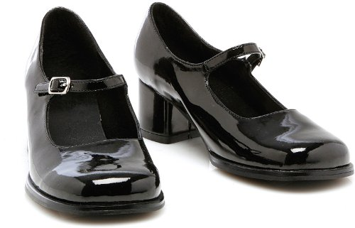 Eden (Black) Child Shoes, Black,