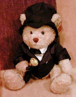 wellington-millennium-bear-with-bell-13-sitting-by-9-wide-by-10-deep-by-wellington-millennium-bear