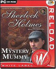 New Sherlock Holmes The Mystery of The Mummy