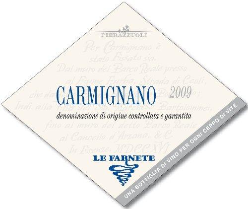 2009 Tenuta Le Farnete Carmignano, 750 Ml