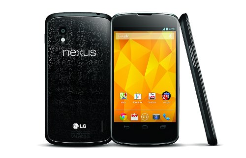 【日本正規流通品】LG Electronics Japan Nexus 4/Black (Android 4.3/4.7inch/16GB/SIM フリー) LGE960.AJPNBK