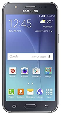 Samsung Galaxy J5 SM-J500F (Black, 8GB)