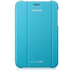 "Samsung EFC1G5 Etui à rabat pour Samsung Galaxy Tab 2 7"" Bleu"