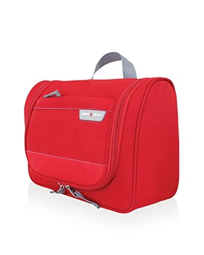 SwissGear Toiletry Bag, Red