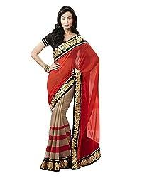 Saree Galaxy Women Chiffon Saree
