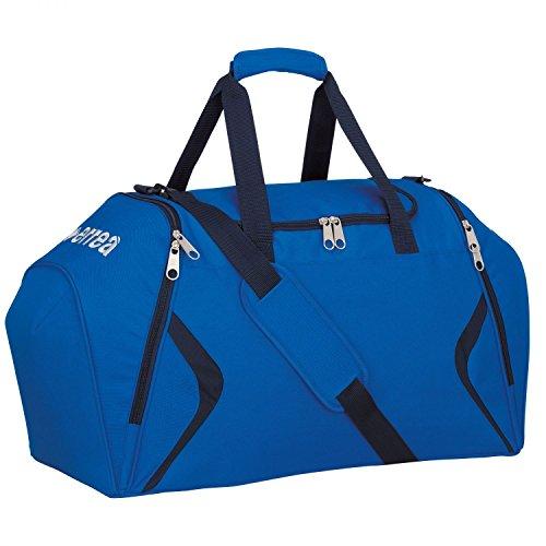 Luther scomparto borsa sportiva borsa da allenamento grande · Universal senza fondo, Blu - Blu marine
