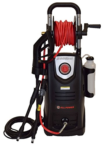 All Power America EPW2000 2000 psi Electric Pressure Washer, 13 Amp (All Power America Pressure Washer compare prices)