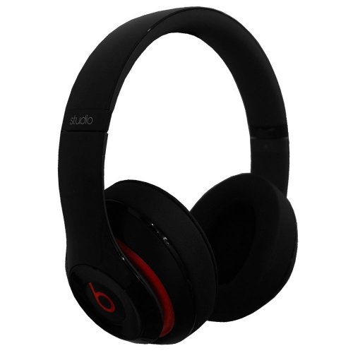 Shop Brand New Beats By Dre Studio High Definition Noise Canceling Headphones - New Version (Black)