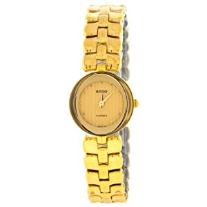Amazon.com: Rado Florence 322.3762.2 Dots Stainless Steel Ladies Watch
