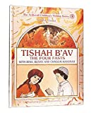 img - for Tishah b'Av: The four fasts : with Bina, Benny and Chaggai Hayonah (The ArtScroll children's holiday series) book / textbook / text book