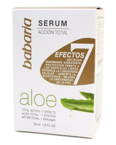 Babaria Naturals Aloe Vera 7 Effects Facial Serum 50ml